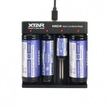 Φορτιστής MC4, XTAR