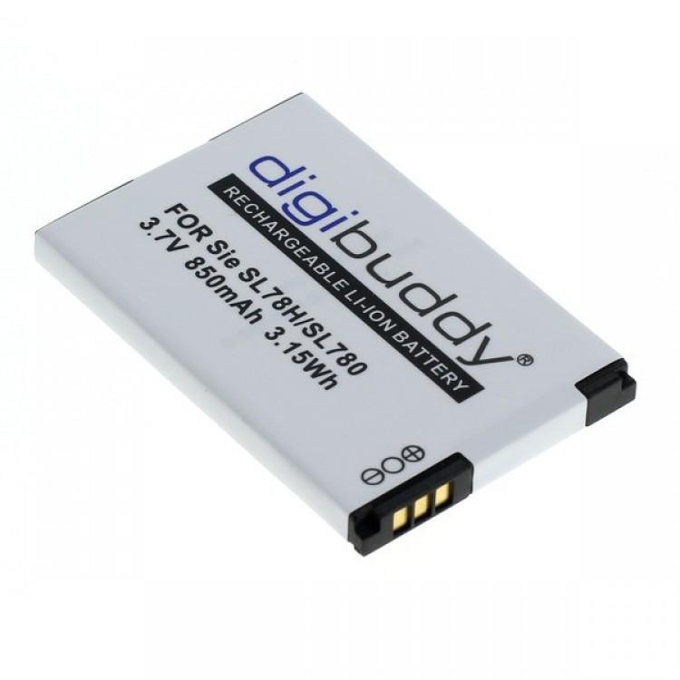 Μπαταρία ασύρματου τηλεφώνου  3.7V, 850mAh, για Siemens Gigaset SL-78H, SL-780, SL-785, SL-788