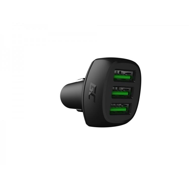 Φορτιστής αυτοκινήτου PowerRide 54W 3xUSB 18W with Ultra Charge technology