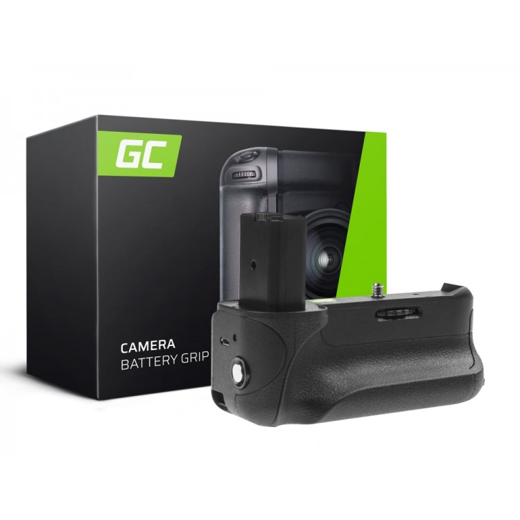 Battery Grip VG-A6300RC for camera Sony A6000 A6300 Green Cell