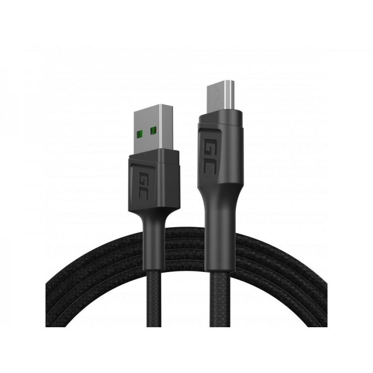 Καλώδιο PowerStream USB-A - Micro USB 120cm Ultra Charge, QC 3.0