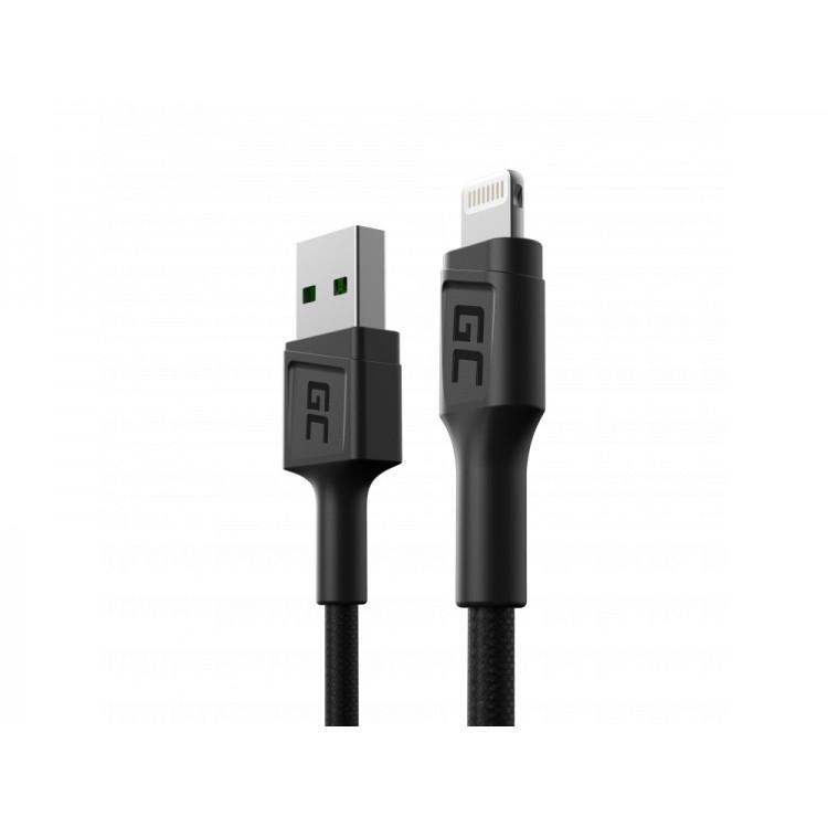 Καλώδιο PowerStream USB-A - Lightning 30cm quick charge Apple 2.4A