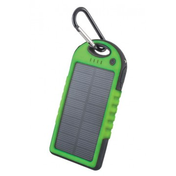 FOREVER Solar Power Bank 5000 mAh