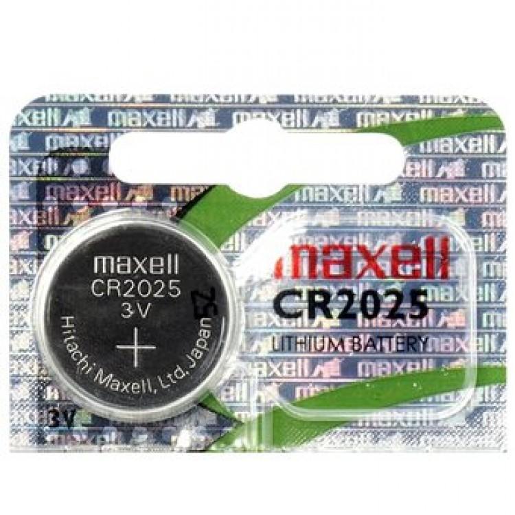 Μπαταρία CR2025 Maxell Made in Japan