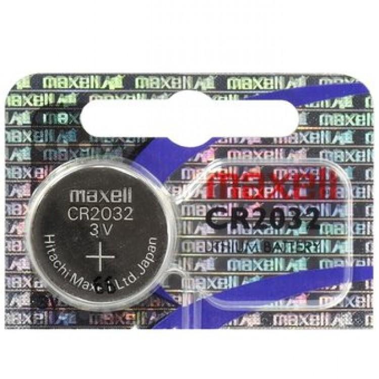 Μπαταρία CR2032 Maxell Made in Japan