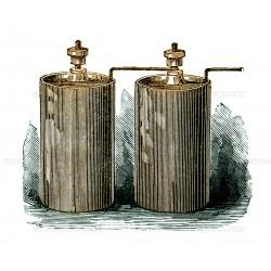 Η ιστορία της μπαταρίας.