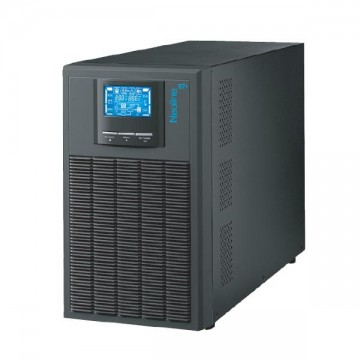 UPS ONLINE 6KVA/5400W LCD with 16 pcs 12V 7Ah 1106ST