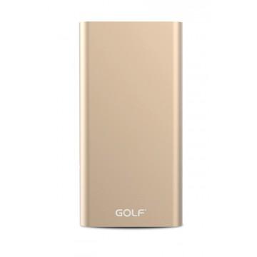 Power Bank Edge 10 10000mAh, χρυσό GOLF