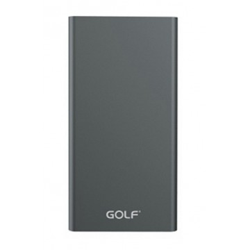 Power Bank Edge 10 10000mAh, γκρι GOLF