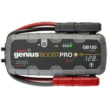 UltraSafe Εκκινητής Οχημάτων & Power Bank NOCO genius Boost Sport GB150 12V 4000A