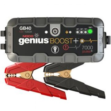 UltraSafe Εκκινητής Οχημάτων & Power Bank NOCO genius Boost Sport GB40 12V 1000A