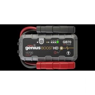 UltraSafe Εκκινητής Οχημάτων & Power Bank NOCO genius Boost Sport GB70 12V 2000A