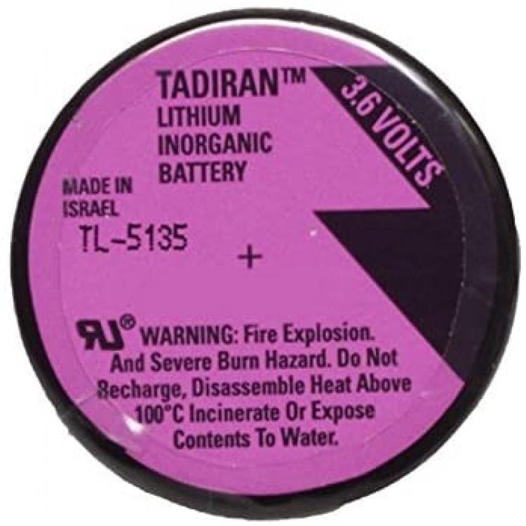 Λιθίου, SL-886, TL-5135, 1/6D, 3.6V, TADIRAN