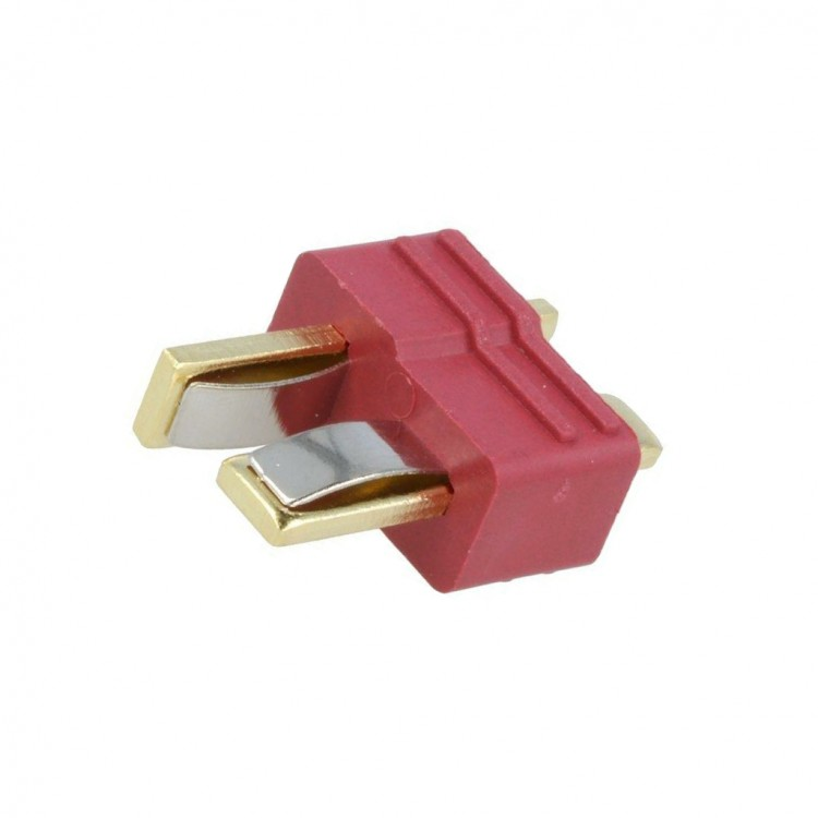 AM1015 Connector, Male, Pin 2, for Cable, Soldered, 25A  500V, AMASS ©