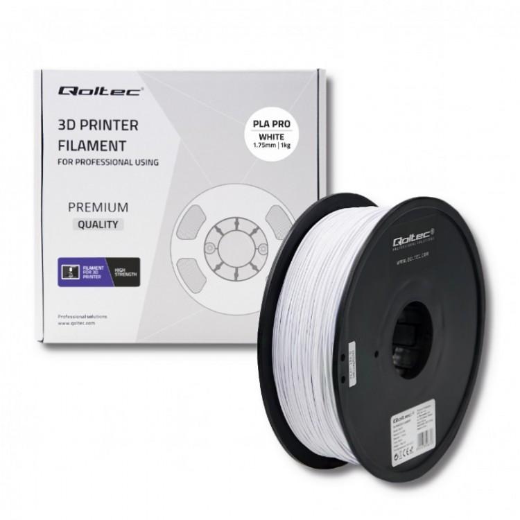 Filament PLA PRO  1 kg 1.75 mm ColdWhite