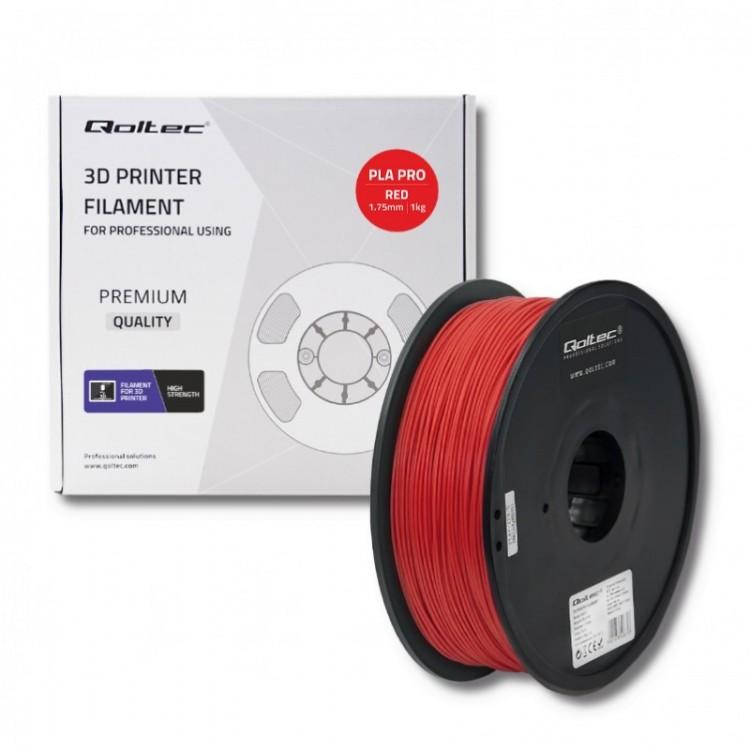 Filament PLA PRO  1 kg 1.75 mm Red