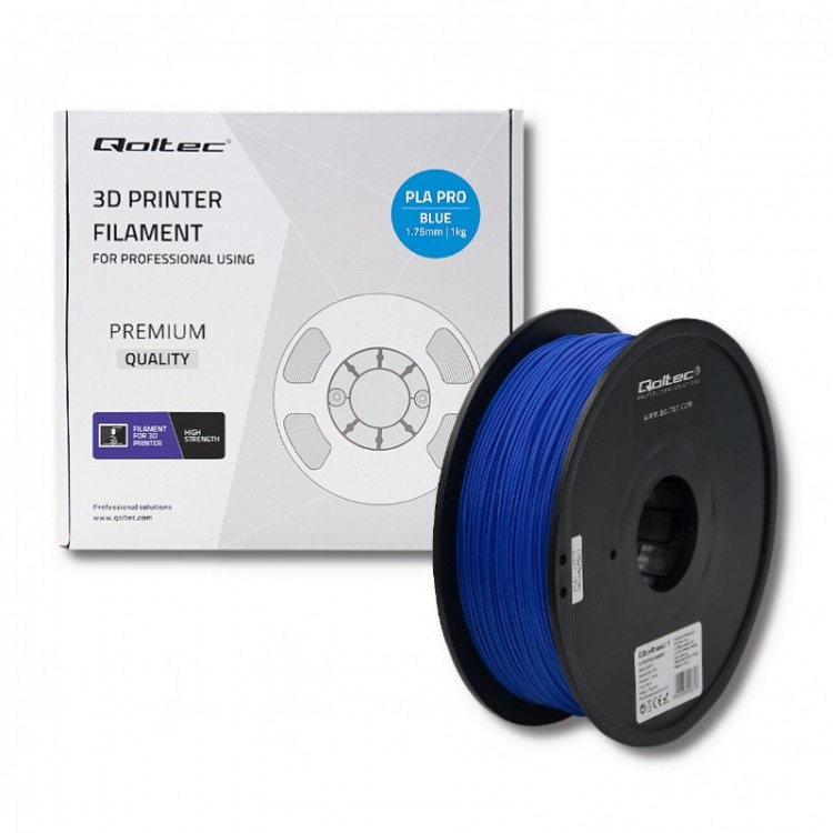 Filament PLA PRO  1 kg 1.75 mm Blue