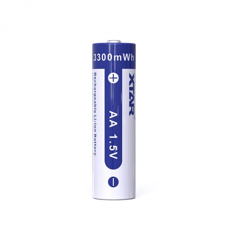 Μπαταρία επαναφορτιζόμενη R6 / AA 1,5V Li-ion 2000mAh Xtar