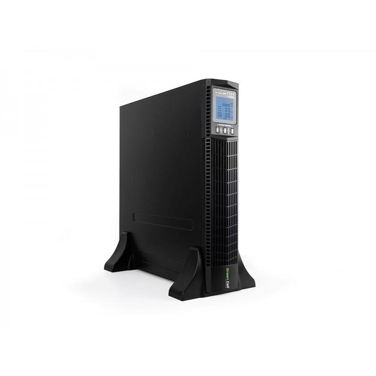Green Cell  UPS Online RTII 1000VA LCD