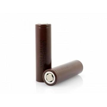 Μπαταρια Λιθίου, 18650, High Drain, HG2, 18650, 3.7V, 3000mAh, 20A, LG