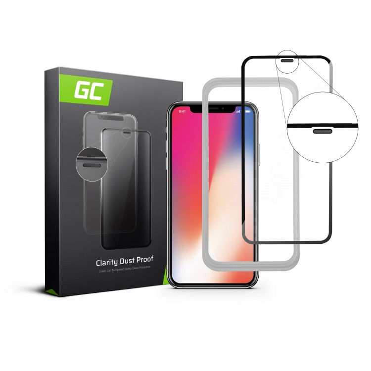 GC Clarity Dust Proof Screen Protector for Apple iPhone XR