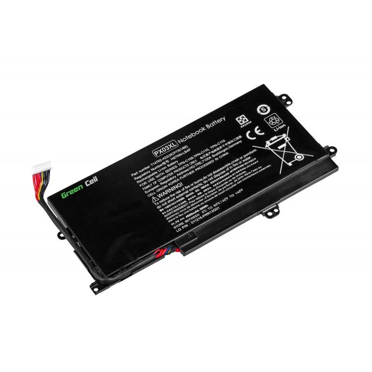 Μπαταρία laptop HP Envy 14 14T M6 / 11