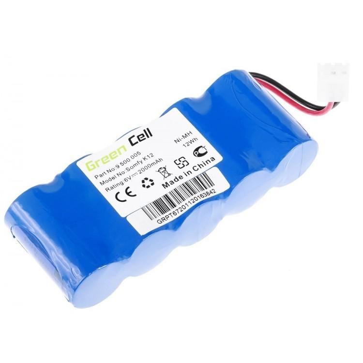 Μπαταρία ηλεκτρικού ρολού roller shutter Somfy Bosch 861E D962E FDD087D