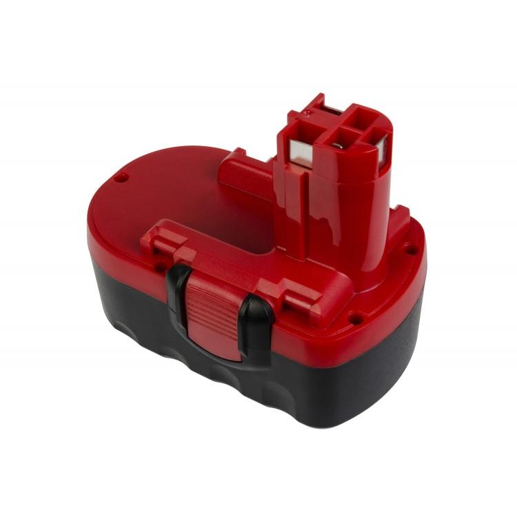 BW Power Tool Battery for Bosch BAT025 BAT160 BAT180 PSR 18 VE-2 GSB 18 VE-2 GSR 18 VE-2 PSB 18 VE-2