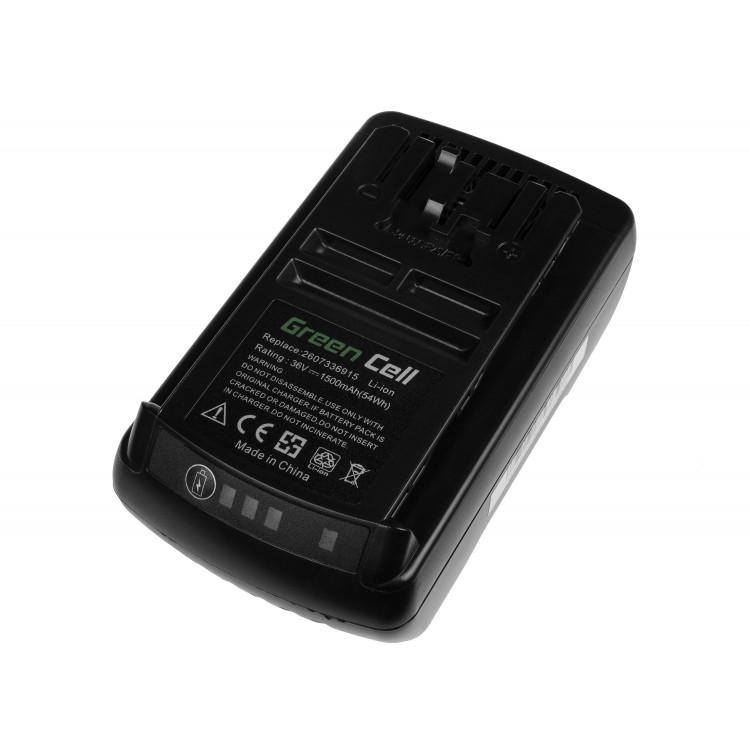 BW Power Tool Battery for Bosch BAT810 BAT836 GBA 36 GSB GSA GSR GBH GFR GHE 36V System