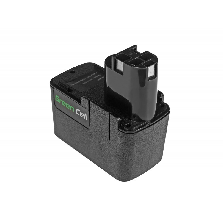 BW Power Tool Battery for Bosch BAT001 PSR GSR VES2 BH-974H 9.6V 2,5Ah