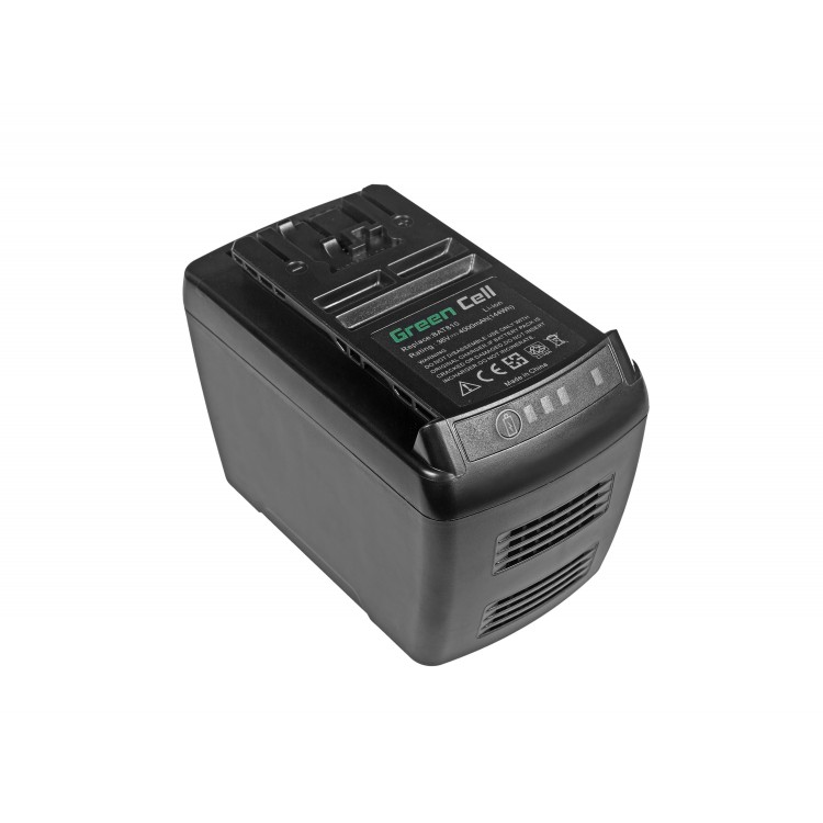 BW Power Tool Battery for Bosch BAT810 BAT836 BAT840 GBH GSB GSR 36V 4Ah