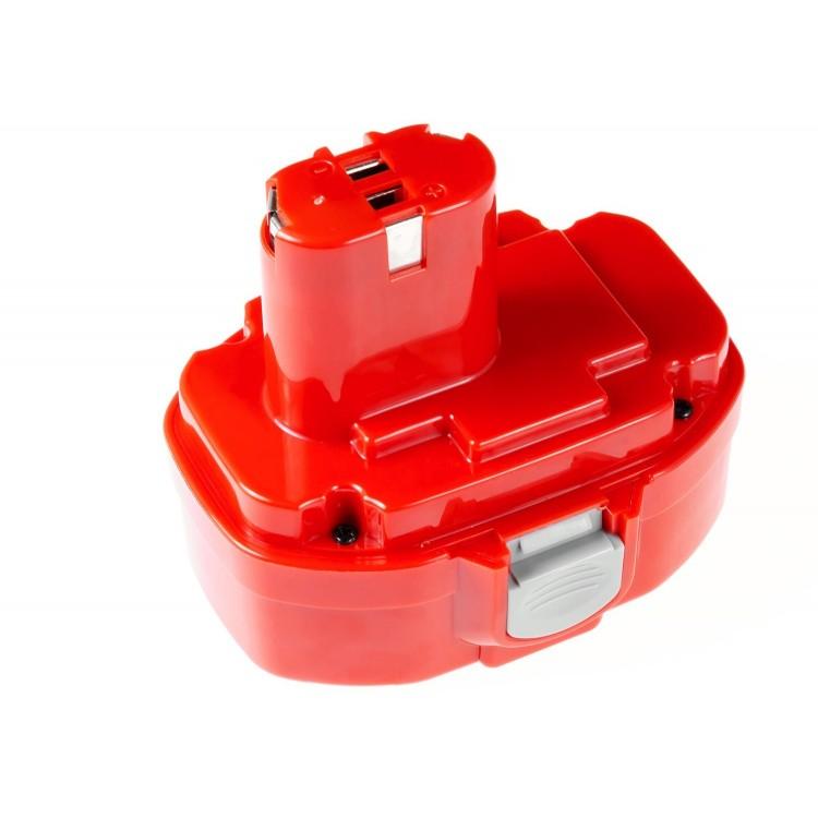 BW Power Tool Battery for Makita 1815 1822 1835 192828-1 4334D 18V 3Ah