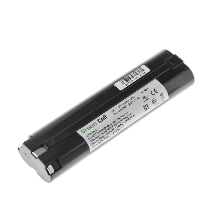 BW Power Tool Battery 9000 9001 for Makita 4000 DA390D