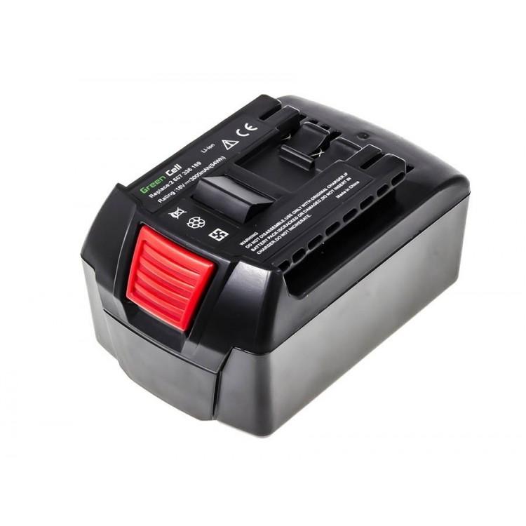 Μπαταρία εργαλείου Bosch BAT609 BAT618 17618 GCB 18 V-LI Bosch GSA 18 V-LI
