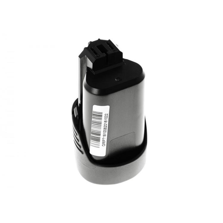 BW Power Tool Battery for Bosch GLI 10.8V-LI GSR 10.8V-LI