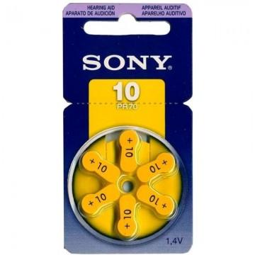 Ακουστικών βαρηκοϊας, 10, Sony