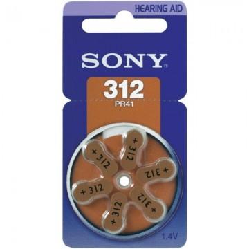 Ακουστικών βαρηκοϊας, 312, Sony