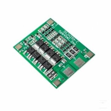 Πλακετα BMS 3S 25A Li-ion Battery Protection Board