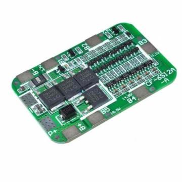 Πλακετα BMS 6S 15A Li-ion Battery Protection Board
