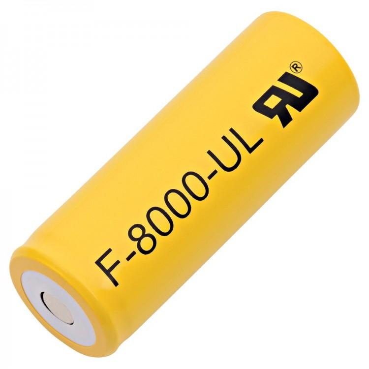 Βιομ. τύπου, επαναφ., F, 8000mAh, 1.2V, NiCd, ΟΕΜ